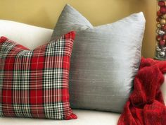 Holiday Sofa Pillows! http://www.hgtv.com/decorating-basics/black-and-white-holiday-decor/pictures/page-5.html?soc=hpp