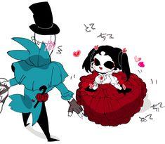 V Chibi, Identity Art, Geisha, Anime Couples, Disney Characters, Fictional Characters, Geek Stuff, Fan Art, Illustration