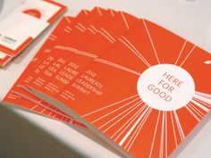RED : Projects : Laureate, Here for Good
