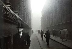 © Robert Frank. Plates | Zurich to New York. City of London, 1951