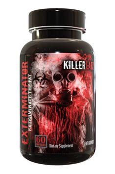 Killer Labz Killer Labz Exterminator DMHA 60 Kapseln