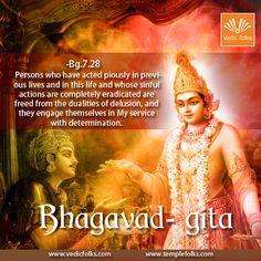 Bhagavad Gita #LordKrishna #Bhagavadgita #Quotes Religious Quotes, Spiritual Quotes, Positive Quotes, Magic Quotes, Wisdom Quotes, Indian Culture And Tradition, Culture Quotes, Geeta Quotes, Advaita Vedanta