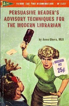 Professional Library Literature