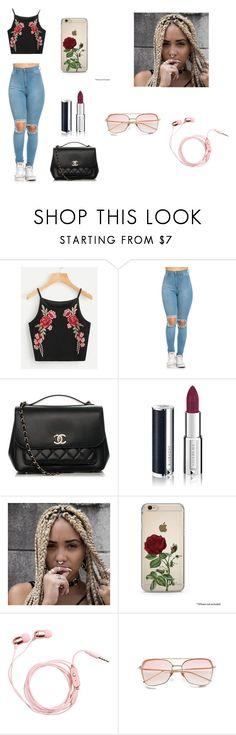 """""""aliya"""" by maaliya on Polyvore featuring mode, Chanel et Givenchy"""