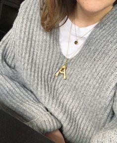 Celine Alphabet Pendant In Brass Phoebe Philo S C 233 Line