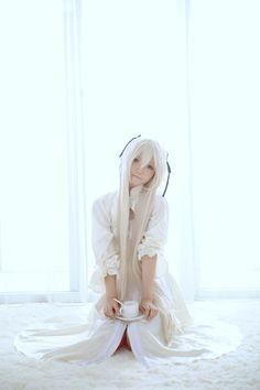 穹cosplay