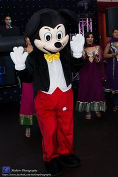 The cutest mouse on earth..........All kids love Mickey Mouse