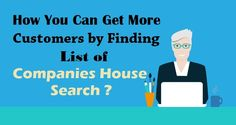 Let the Companies House Search Earn More Customers for You Other Services In Longbridge Companies House, Know Your Customer, Business Marketing, Knowing You, Let It Be, Search, Searching