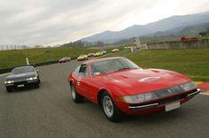 The Legendary Ferrari 365 GTB/4 Daytona - Visit our website for information on this iconic sports car, the Ferrari 365 GTB/4 Daytona: http://www.ruelspot.com/ferrari/the-legendary-ferrari-365-gtb4-daytona/ #Ferrari365 #Ferrari