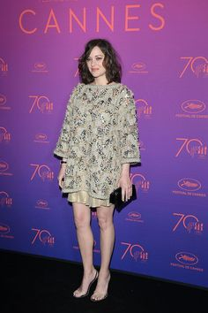 Marion Cotillard at the Cannes Film Festival Opening Gala Dinner – May 17 2017