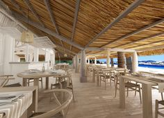 New beach club and restaurant from the El Chiringuito team