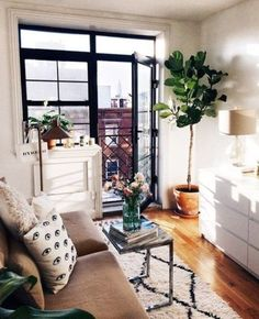 Barely There - Genius Ways To Use Rugs In Even The Smallest Of Apartments - Photos