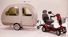 Camper for Seniors