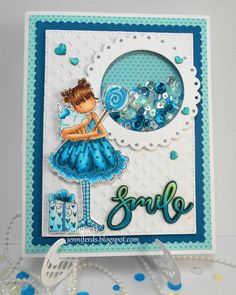 Hi I am here with my second Wonderful Wedensday for Stamping Bella Well I thought I would create a card without sequins but Noooo...
