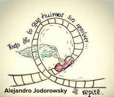Resultado de imagen para alejandro jodorowsky frases de amor