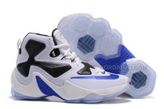 http://www.jordan2u.com/nike-lebron-13-whiteblackroyal-blue.html NIKE LEBRON 13 WHITE/BLACK-ROYAL BLUE Only $91.00 , Free Shipping!