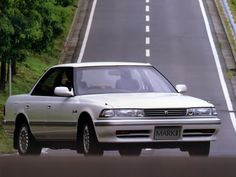 Toyota Mark II Hardtop Grande G (Х80) '1988–92