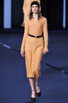 Sonia Rykiel | Fall 2012 Ready-to-Wear Collection | Vogue Runway
