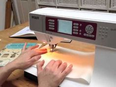 Freehand Machine Embroidery Tutorial with Janet Clare | SewandSo