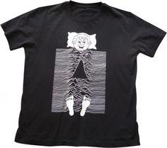 Joy DivisionのパロディTシャツ。ほんとくだらねえアイデア。