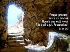 Resultado de imagem para eu sou a ressurreição ea vida