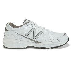 New Balance 519 Men's Cross-Training Shoes, Size: 10.5 Ew 4E, White