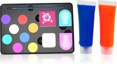 face painting kit #ShijiazhuangDitiantai ElectronicCommerceCo., Ltd #www.facepaintplus.com