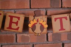 A personal favorite from my Etsy shop https://www.etsy.com/listing/167612128/fall-decor-thanksgiving-banner-and-sign