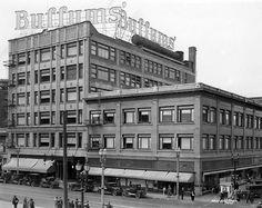 1920-Buffums' Department Store in Long Beach CA
