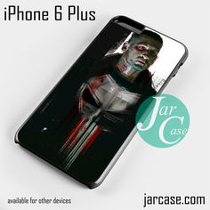 Frank Castle aka The Punisher as Jon Bernthal - Z Phone case for iPhone 6 Plus and other iPhone devices