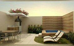 Alberca+área verde+ asador                                                                                                                                                                                 Mais