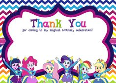 INSTANT DOWNLOAD My Little Pony Equestria por IrrelephantDesigns