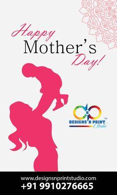 Happy mother day Designs N Print Studio