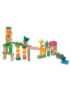 Jungle Marble Maze Build It! by Alex Toys at Gilt $44