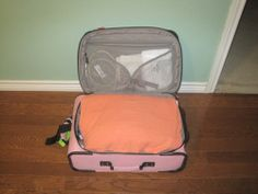 Thanks to my friend Quia.  Who is a travel ninja!  How to pack like a freaking ninja! I fit 8 days in a carry-on suitcase.
