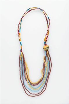 The Bluma Project is an organization that teaches women in Rwanda and Ghana the practices of advanced jewelry design; allowing them to be self-employed while supporting their families. I purchased the Multi Strand Glass Necklace and it is gorgeous! This is a great cause. I highly recommend investing in one of these pieces.