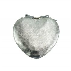 You will simply adore this cute, romantic, heart shaped Italian leather cross body bag made in Florence,Italy. This Italian leather cross-body bag offers trendy Leather Crossbody Bag, Leather Bag, Italian Leather, Bag Making, Valentine Day Gifts, Heart Shapes, Cross Body, Coin Purse, Wallet