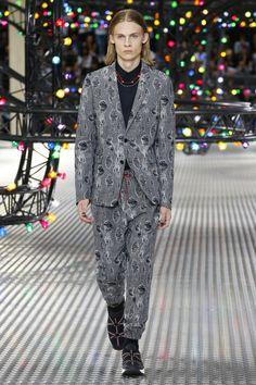 Dior Homme   Menswear - Spring 2017   Look 18
