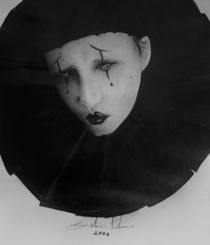 agnes-cecile.  You know it guys, when I'm in a depression I look like this! Lol haha