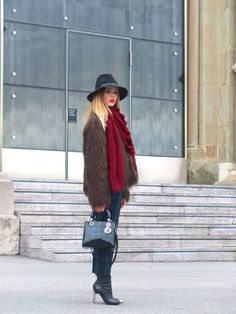 From facehunter.blogspot.pt - Street Style #boots