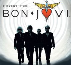Bon Jovi - One of my faves! <3