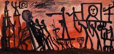 AR Penck: Early works - EUNIC UK