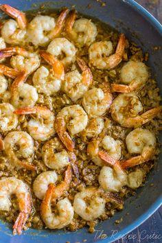 Hawaiian Style Garlic Shrimp | The Recipe Critic