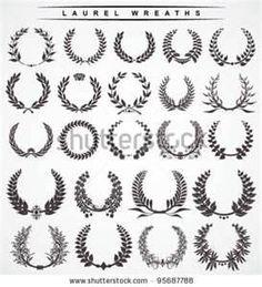Laurel Wreath Tattoo » Thphocom  Stock Photos  Vectors