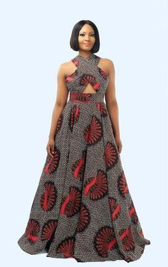 The Latest Ankara Styles You Forever Love - Sisi Couture African Dresses For Women, African Print Dresses, African Print Fashion, Africa Fashion, African Attire, African Wear, African Fashion Dresses, African Women, Fashion Prints