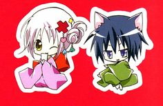 Shugo Chara!~ Amu and Ikuto