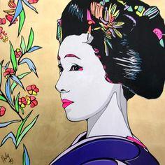 Geisha gold
