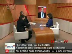 Professor da PUC-SP detona o golpismo do PiG ao vivo na Globonews