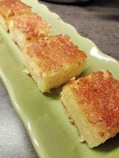 Recette du Sévillan Un gâteau moelleux à l'orange que ma maman me faisait quand j'étais chtite fille.