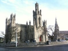 Monkstown church Church Of Ireland, Dublin Ireland, Canadian Identity, Scottish People, Notre Dame, Scotland, World, Places, Travel